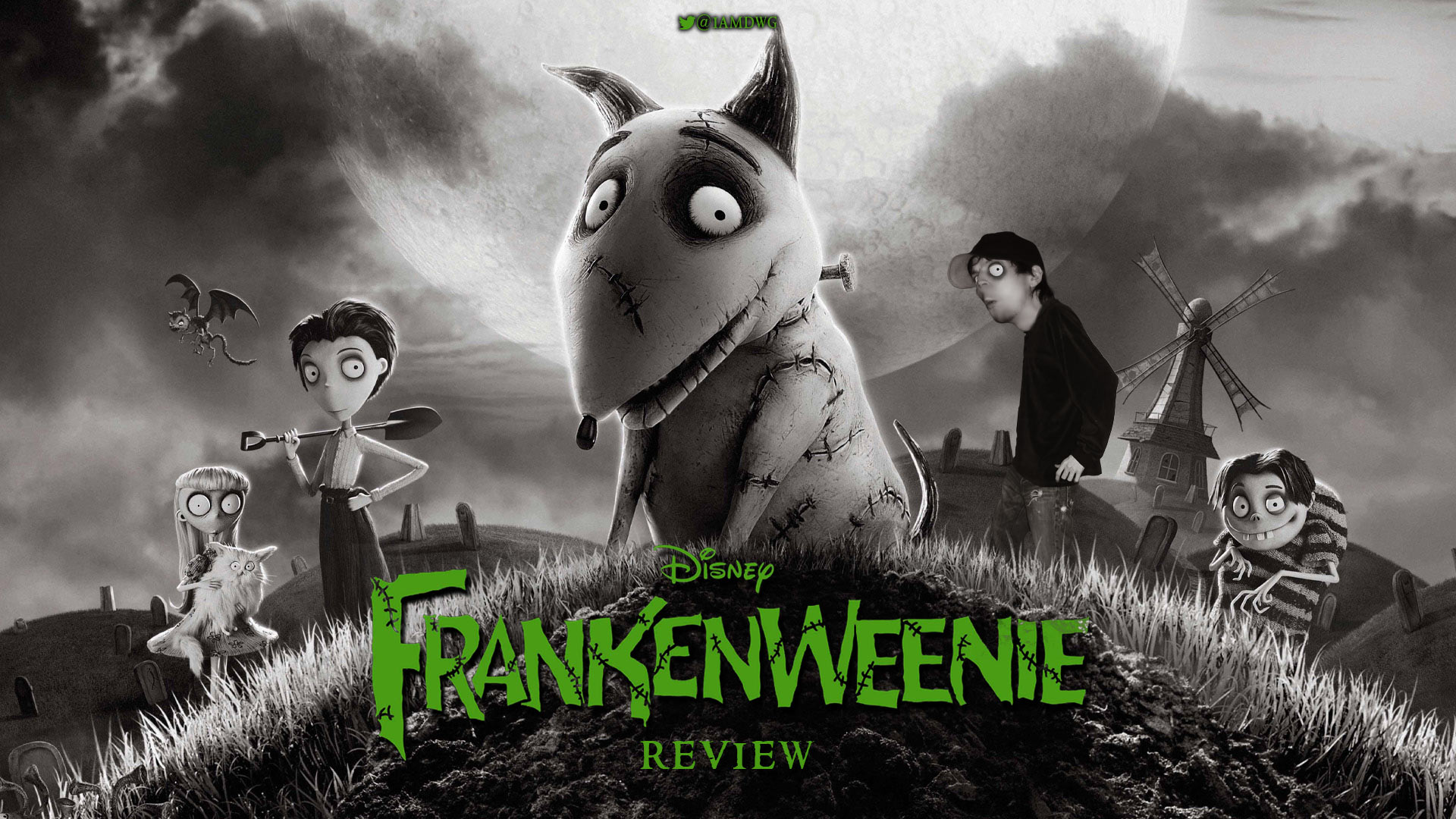 Frankenweenie Review The Truth About Movies